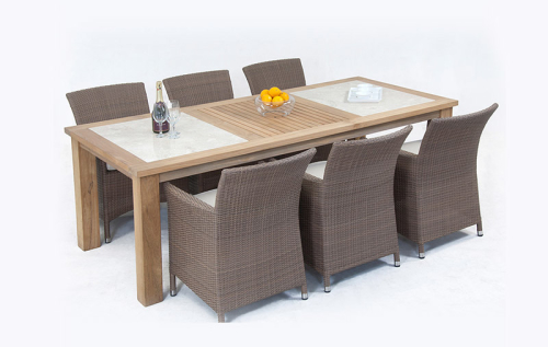 Carribean Dining Set Collection